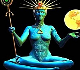 Wicca Goddess